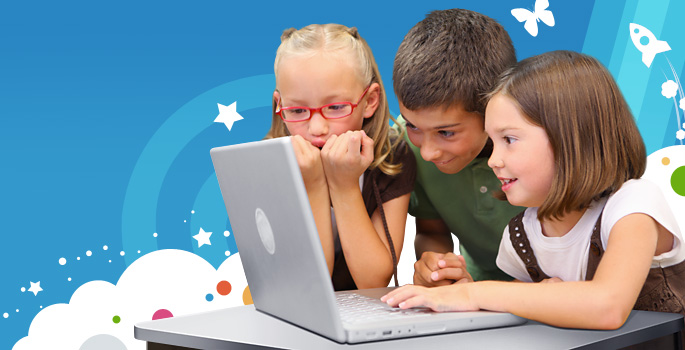 Important New Study Of Homework >> Magic Desktop 9 – makes a computer child-friendly!