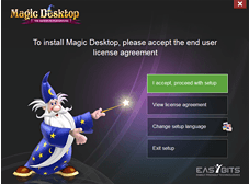 Setup Magic Desktop